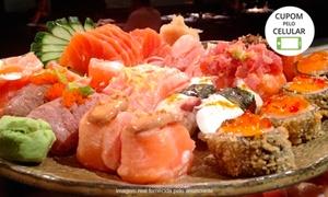Restaurante Tottori: Restaurante Tottori – Barueri: rodízio japonês com sobremesa para 1 pessoa