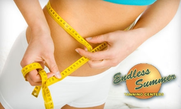 Endless Summer Tanning Centers - Multiple Locations: $29 for a Formostar Infrared Body Wrap at Endless Summer Tanning Centers