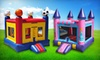 Jubilus Jumpers LLC - Goose Island: All-Day Inflatable Bounce-House Rental or Party Package from Jubilus Jumpers, LLC in Marietta (54% Off)