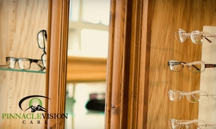 Pinnacle Vision Care - Nampa: $50 for $150 Worth of Eyewear or Exam Services at Pinnacle Vision Care