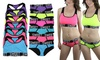 Sports Bra or Athletic Brief Sets (5- or 6-Pack): Sports Bra or Athletic Brief Sets (5- or 6-Pack)