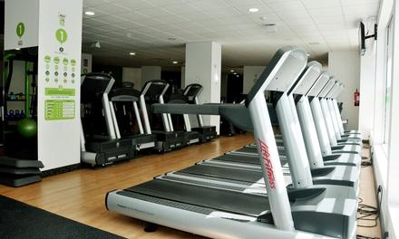3, 6 o 12 meses de acceso al gimnasio con opción a training o uva desde 49,90€ en 3 centros Okmas Fitness Club
