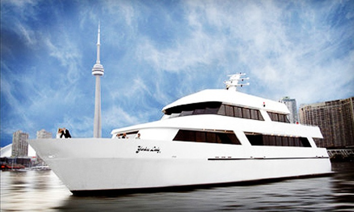 Yankee Lady Yacht Charters - Downtown Toronto: Saturday Afternoon Lunch Cruise or Four-Hour Private Party from Yankee Lady Yacht Charters (Up to 54% Off)