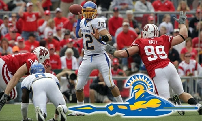 San Jose State Football - Multiple Locations: $10 for One General-Admission Ticket to a San Jose State Spartans Football Game ($20 Value). Choose from Four Games.