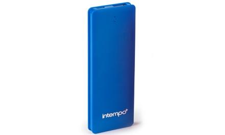 Intempo Thin USB Power Bank