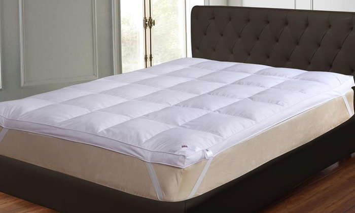 Duck Feather and Down Mattress Topper for £18.98