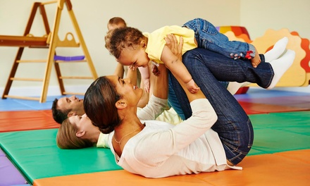 Four Weeks of Play & Learn, Art, or School Skills Classes at Gymboree Play & Music (Up to 63% Off)