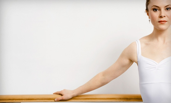 Ohio Conservatory of Ballet - Green: Eight Beginner or Advanced Ballet Classes at Ohio Conservatory of Ballet (Up to 70% Off)