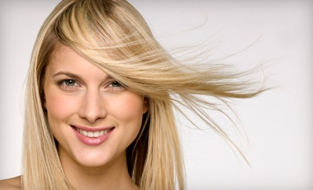 Cut, Style, and Inner Effect with Conditioning Treatment (a $100 value) - Salon Hether's in Arvada