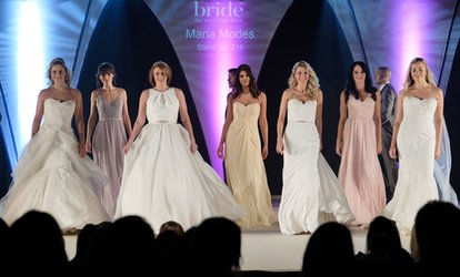 image for Bride: The Wedding Show at Tatton Park, Two or Four General Admission Tickets, 3 - 4 February 2018 (Up to 55% Off)