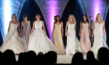 Bride: The Wedding Show at Tatton Park, Two or Four General Admission Tickets, 3 - 4 February 2018 (Up to 55% Off)