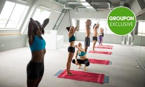 Achel Hot Bikram Yoga: 1 Month of Achel Bikram Hot Yoga or Inferno Hot Pilates: 1 ($39), 2 ($75) or 4 ppl ($145), 2 Locations