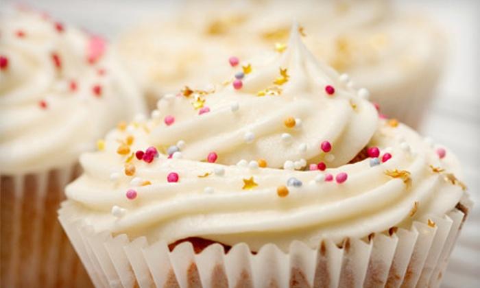 Charlsie's Catering and Cakes - Gardendale: Half-Dozen or One-Dozen Gourmet Cupcakes at Charlsie's Catering and Cakes in Gardendale