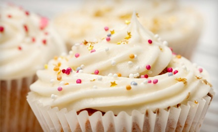 1 Half-Dozen Gourmet Cupcakes (a $12 value) - Charlsie's Catering and Cakes in Gardendale