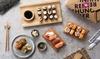 Sushi-Set für 4 Personen