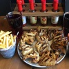 12-Wing Platter with Two Sides