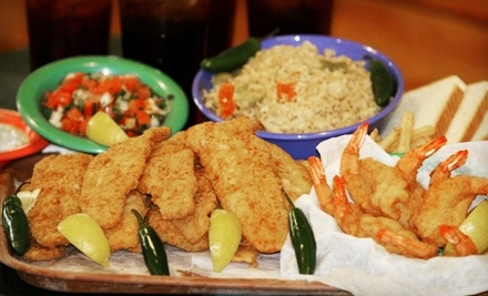 $20 Groupon to J. Anthonys Seafood Cafe - J. Anthonys Seafood Cafe in San Antonio