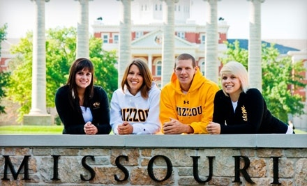 $30 Groupon for Mizzou Apparel at University Bookstore - University Bookstore in Columbia