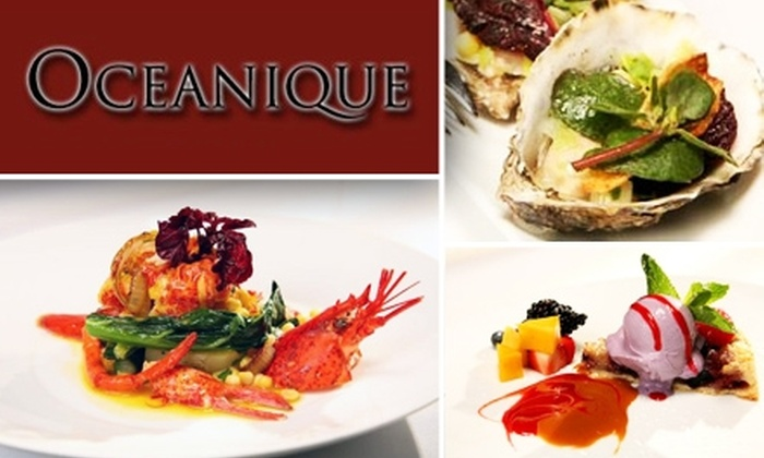 Oceanique - Evanston: $35 for $75 Worth of French Seafood and More at Oceanique