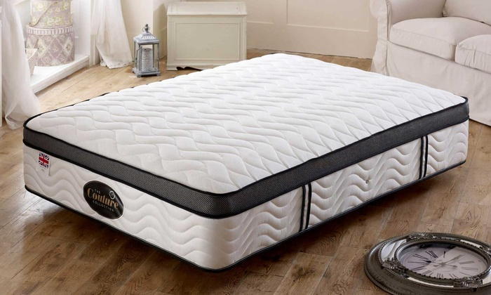 Excelsior Pillow Top 3000 Mattress in Choice of Size from £129