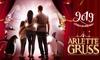 """""""Cirque Arlette Gruss"""" à Arras, Lille, Saint-Quentin et Lille"""
