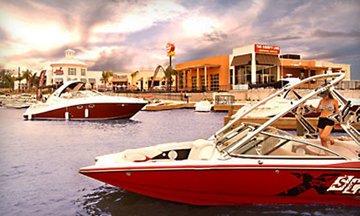 Waterpoint Marina - Conroe: Half- or Full-Day Chartered Boat for Up to Seven People from Waterpoint Marina in Montgomery