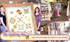 The Quilting Bee -OOB - Greenbrier West: $34 for a Table Runner Quilting Class and All Materials at The Quilting Bee ($69 Value)