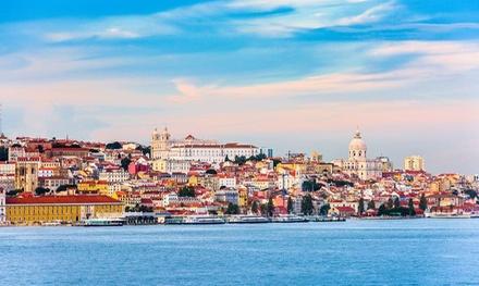 Groupon.it - Lisbona: camera doppia con colazione per 2 persone all'hotel Vincci Liberdade 4*