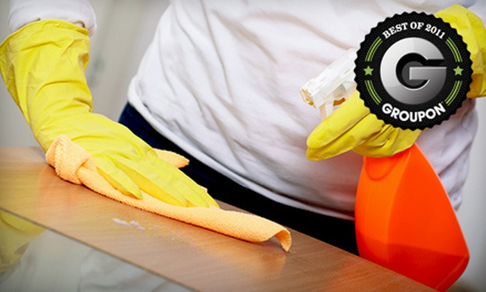 Aloha Superior Cleaning - Dummy Address: One or Two Two-Hour House-Cleaning Packages from Aloha Superior Cleaning (Up to 58% Off)