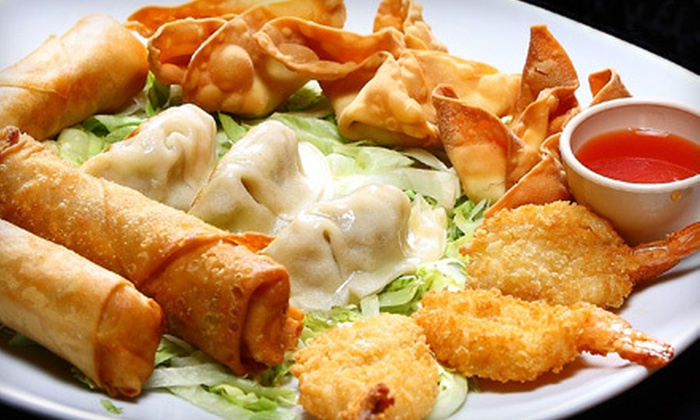 Red Corner China Diner - Terrell: $7 for $15 Worth of Chinese Fare at Red Corner China Diner in Midvale