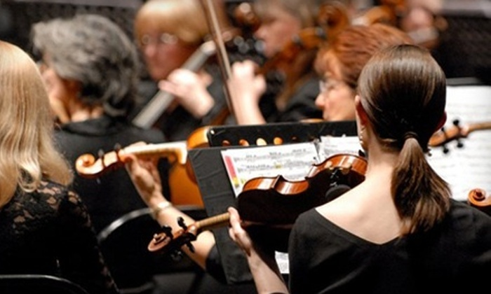 """""""The Grand Tour"""" presented by the American Philharmonic Sonoma County - Larkfield-Wikiup: $20 for a Symphony Outing for Two to See American Philharmonic Sonoma County on February 5 in Santa Rosa ($40 Value)"""