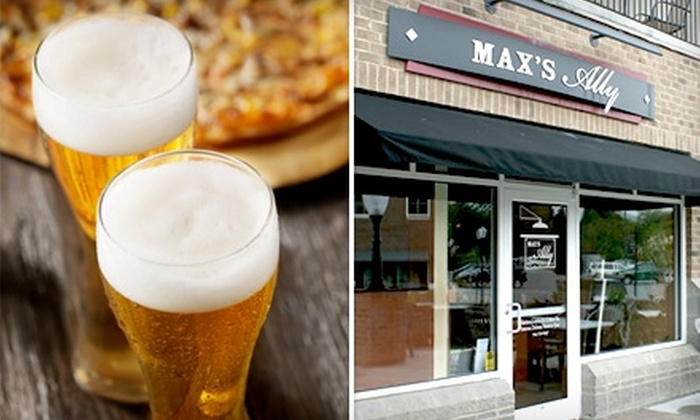 Max's Ally - Concord: $25 for $50 Worth of Upscale, American-Style Fare and Drinks at Max's Ally in Concord