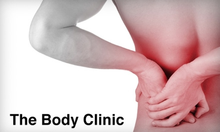 The Body Clinic - Woodlands: $35 for a Bowenwork Session at The Body Clinic in Walnut Creek ($75 Value)
