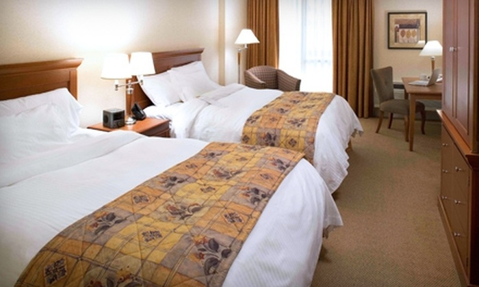 Delta Winnipeg - Toronto (GTA): $199 for a Two-Night Hotel Stay and Pancake Breakfast for Two at Delta Winnipeg ($458 Value)