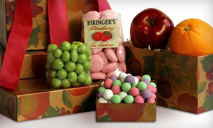The Gift Basket Stop: $15 for $30 Worth of Gift Baskets from The Gift Basket Stop