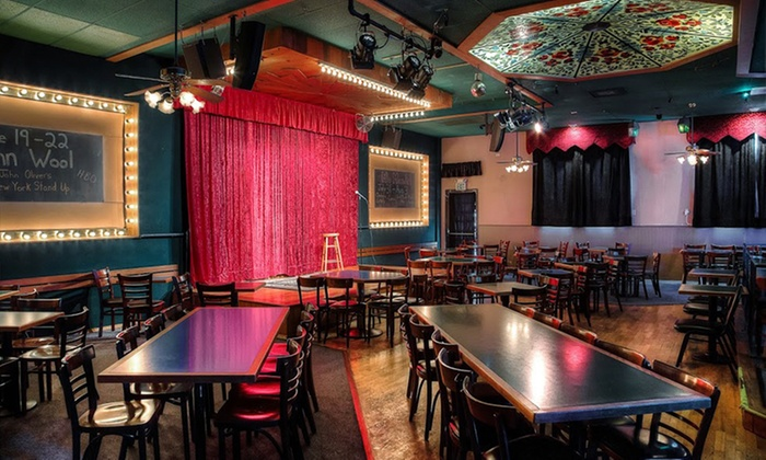 Two or Four General-Admission Tickets to Thursday–Sunday Show at Rooster T   Feathers Comedy Club (Up to $55 20 Off)