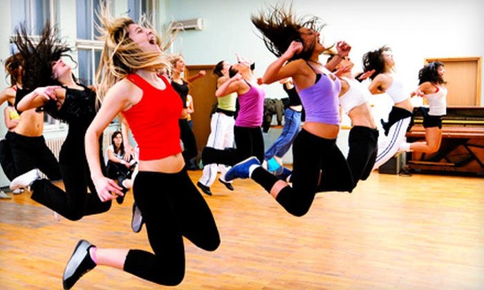 Ladies Workout Express - Oklahoma City: $25 for a Two-Month Membership and Unlimited Zumba Classes at Ladies Workout Express in Norman