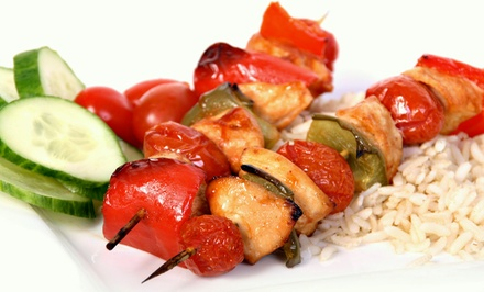 $10 for $20 Worth of Mediterranean Food at Toledo Market