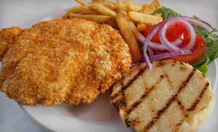 $20 Groupon to Farmer's Inn Restaurant & Bar - Farmer's Inn Restaurant & Bar in Millstadt