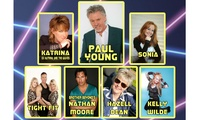 Ticket to 80s Live on 15 April, Preston Guild Hall (Up to 44% Off)