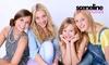 sceneline - Mehrere Standorte: 90 Minuten Friends-Fotoshooting inkl. Make-up, Bild und Poster bei sceneline studios (bis zu 71% sparen*)