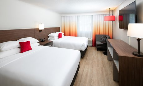 Groupon Greater Atlanta Hotel With Free Airport Shuttle