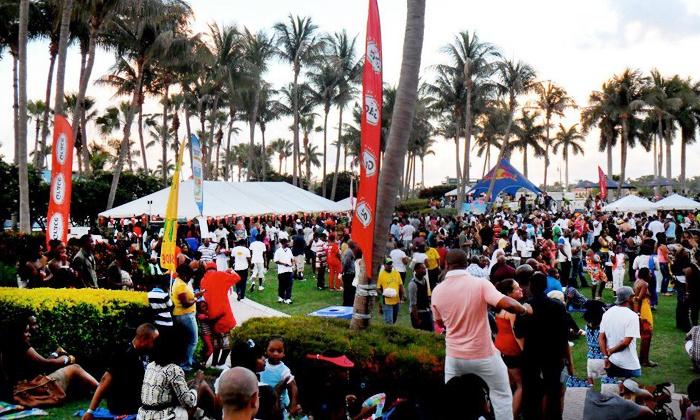 Tropical Rum Festival - Meyer Amphitheatre: $35 for the Tropical Rum Festival for Two on Saturday, February 8, at 3 p.m. ($80 Value)