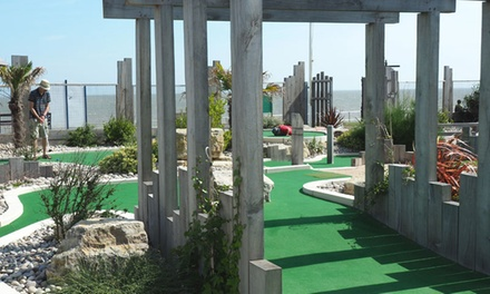 Greensward Cafe and Adventure Golf