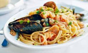 Hi Tea - Morley: Seafood Feast with Drinks For Two ($49), Four ($95) or Six People ($135) at Hi Tea - Morley (Up to $305.40 Value)