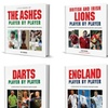 Player by Player Book Bundle