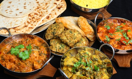 Nepali Cuisine at Yeti Gourmet (50% Off). Two Options Available.