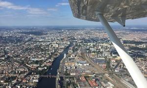 Ultraleicht Flugschule Berlin: 30 Min. oder 60 Min. selber fliegen inkl. Einweisung und Foto in der Ultraleicht Flugschule Berlin (bis zu 64% sparen*)