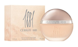 EDT 1881 Cerruti 50ml