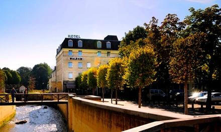 Gezellig Valkenburg: 1 tot 3 nachten voor twee bij Hotel Walram inclusief ontbijt en wellness